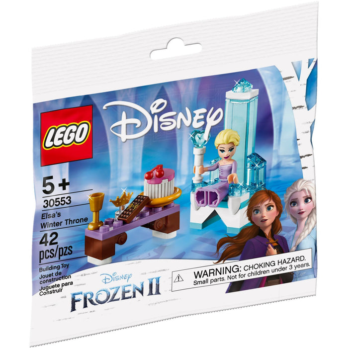 Lego 30553 Disney's Frozen Elsa's Winter Throne polybag