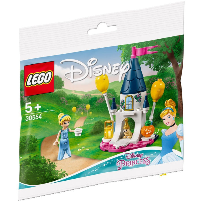 Lego 30554 Disney's Cinderella Mini Castle polybag