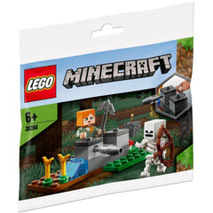 Lego 30394 Minecraft The Skeleton Defense polybag