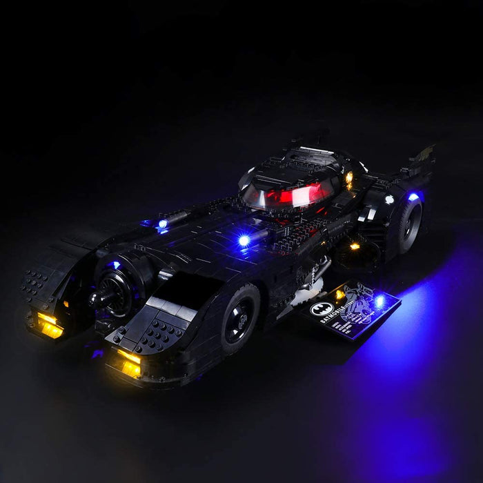 Lightailing LED Light Kit for LEGO 76139 Batmobile