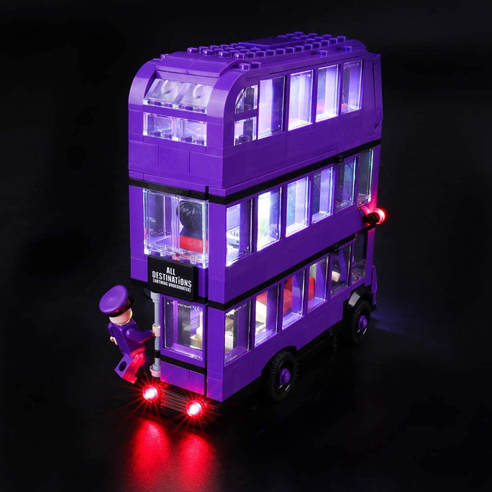 Briksmax LED Lighting set for LEGO 75957 Harry Potter The Knight Bus