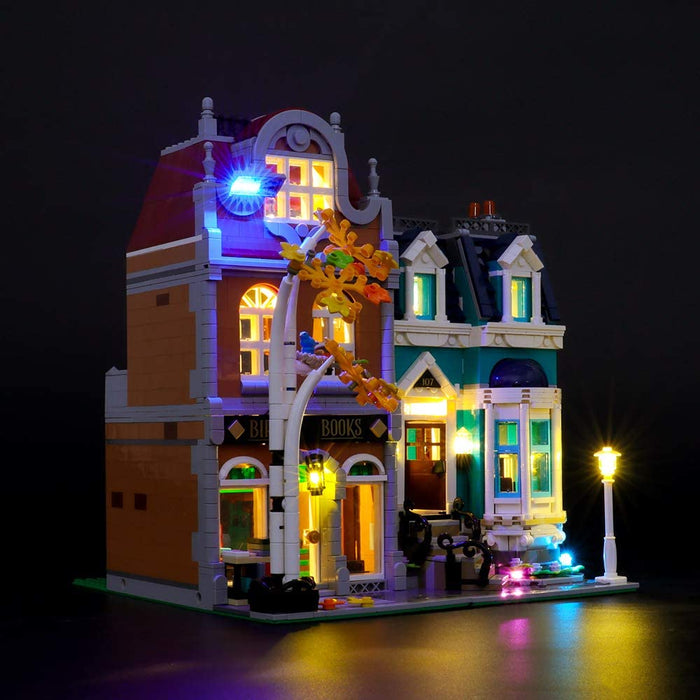 Lightailing LED Light Kit for LEGO Creator Expert 10270 Bookshop
