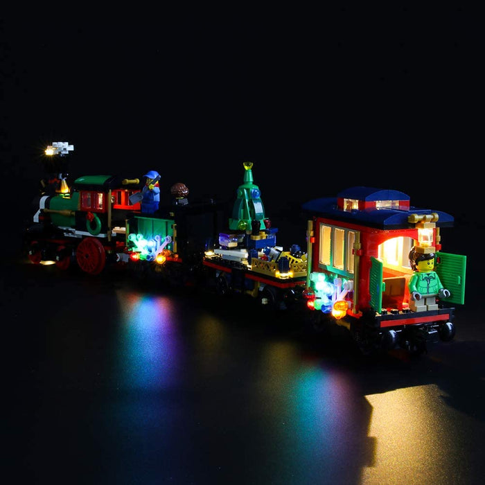 Lightailing LED Light Kit for LEGO 10254 Winter Holiday Train