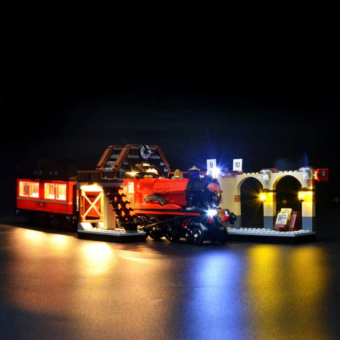 Lightailing LED Light Kit for LEGO 75955 Harry Potter Hogwart's Express
