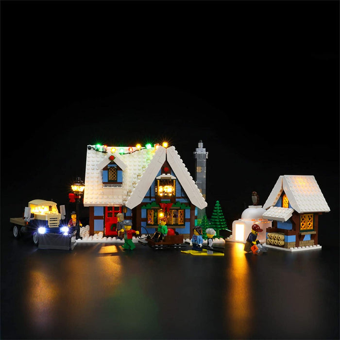 Lightailing LED Light Kit for LEGO 10229 Winter Village Cottage