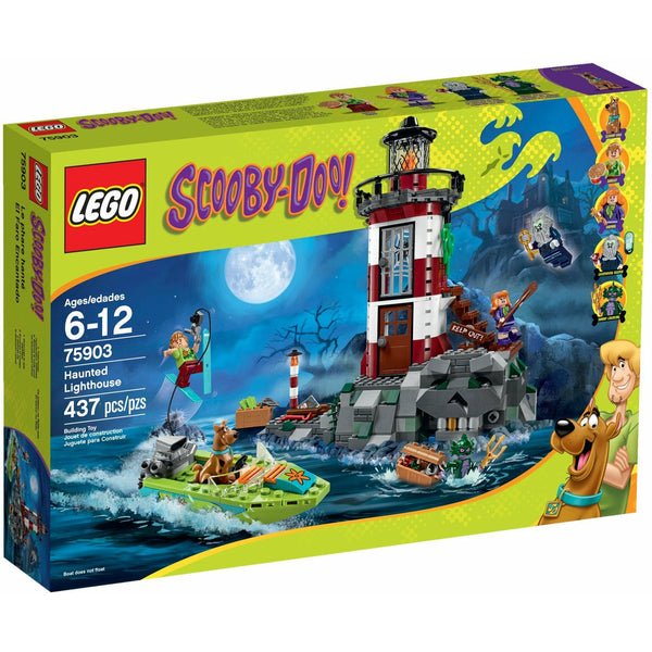 Lego 75903 Scooby Doo Haunted Lighthouse (Outlet)