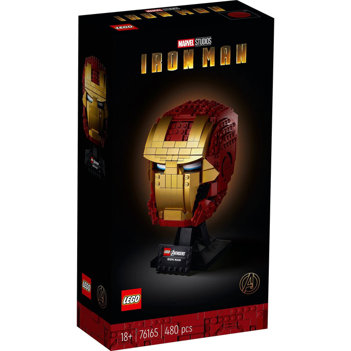 LEGO Marvel 76165 Iron Man Bust