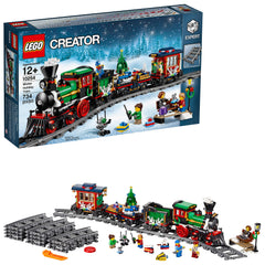 Lego 10254 Creator Winter Holiday Train