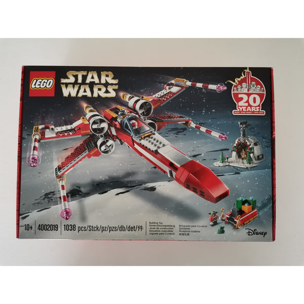 Lego 4002019 Star Wars Christmas X-Wing