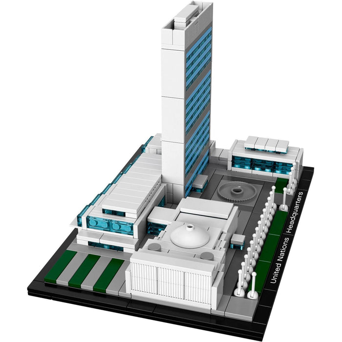 Construction Toys - Lego 21018 Architecture - United Nations Headquarters
