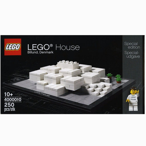 Construction Toys - Lego 4000010 Lego House Special Edition Architecture