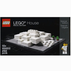 Lego 4000010 Lego House Special Edition Architecture