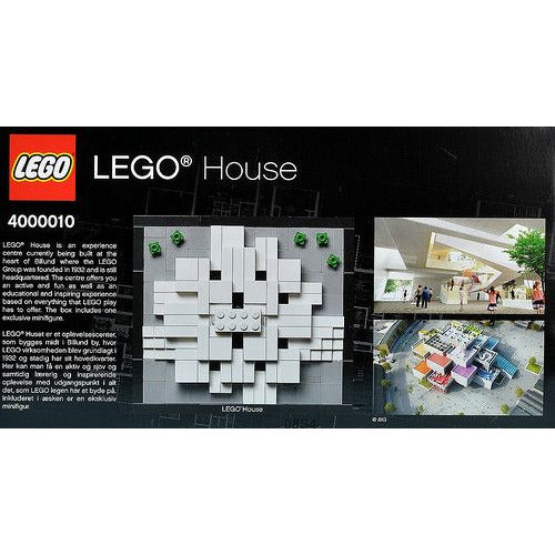 Lego House 4000010 Special Edition