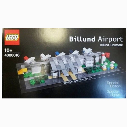 Construction Toys - Lego 4000016 Billund Airport Architecture