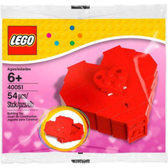 Lego 40051 Valentines Day Heart Box