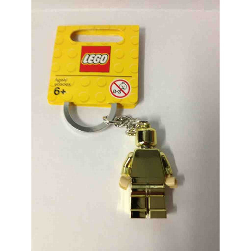 Construction Toys - Lego 850807 Gold Minifigure™ Keychain