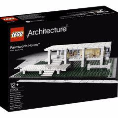 Lego Architecture 21009 - Farnsworth House
