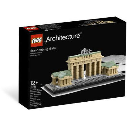 Construction Toys - Lego Architecture 21011 Brandenburg Gate
