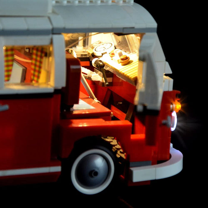 Lightailing LED Light Set for LEGO 10220 Volkswagon Camper Van