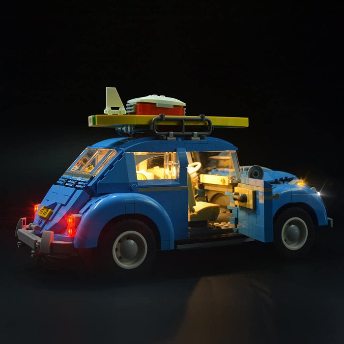 Lightailing LED Light Set for LEGO 10252 Volkswagon Beetle