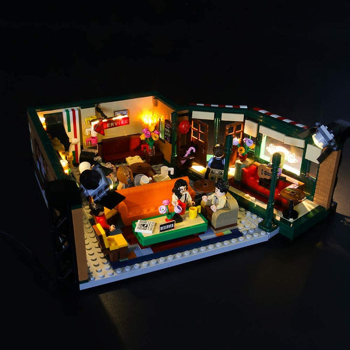 Lightailing LED Light Kit for LEGO Ideas 21319 Friends: Central Perk