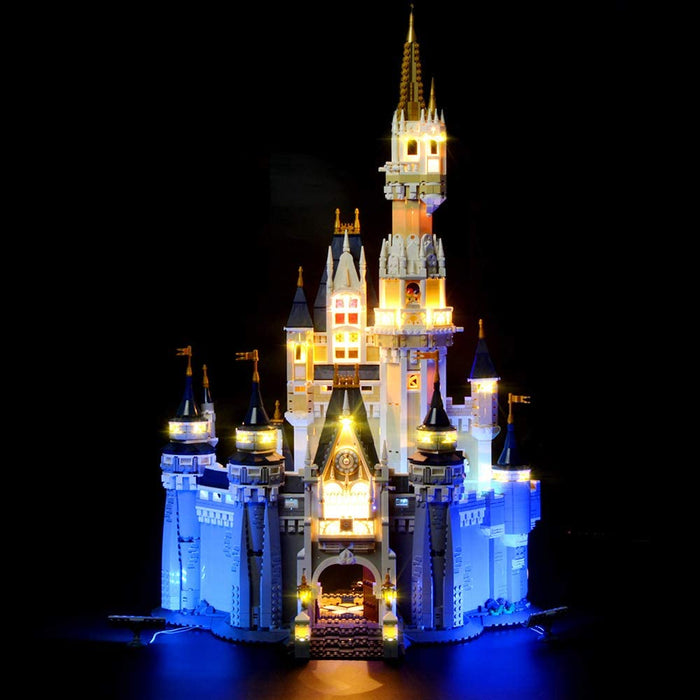 Lightailing LED Light Set for LEGO 71040 Disney Castle