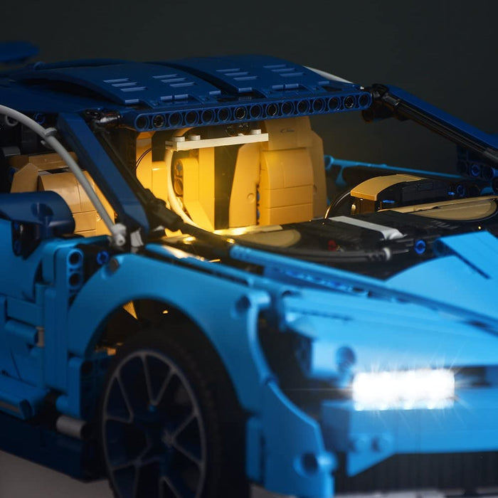 Lightailing LED Light Set for LEGO 42083 Technic Bugatti Chiron