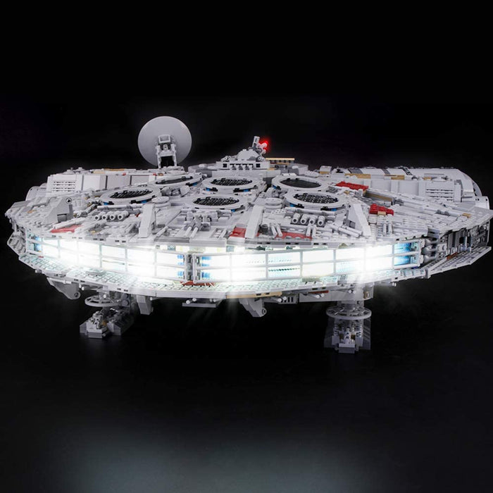 Lightailing LED Light Kit for LEGO 75192 Star Wars Ultimate Collector Series Millenium Falcon