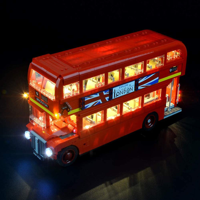 Lightailing LED Light Kit for LEGO Creator Expert 10258 London Bus