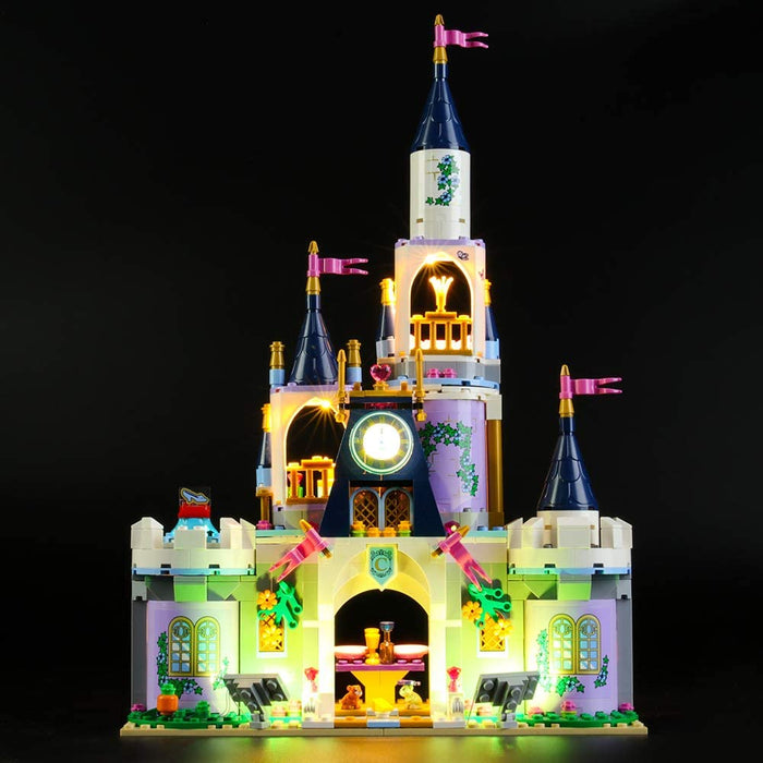 Lightailing LED Light set for LEGO Disney 41154 Cinderella's Dream Castle