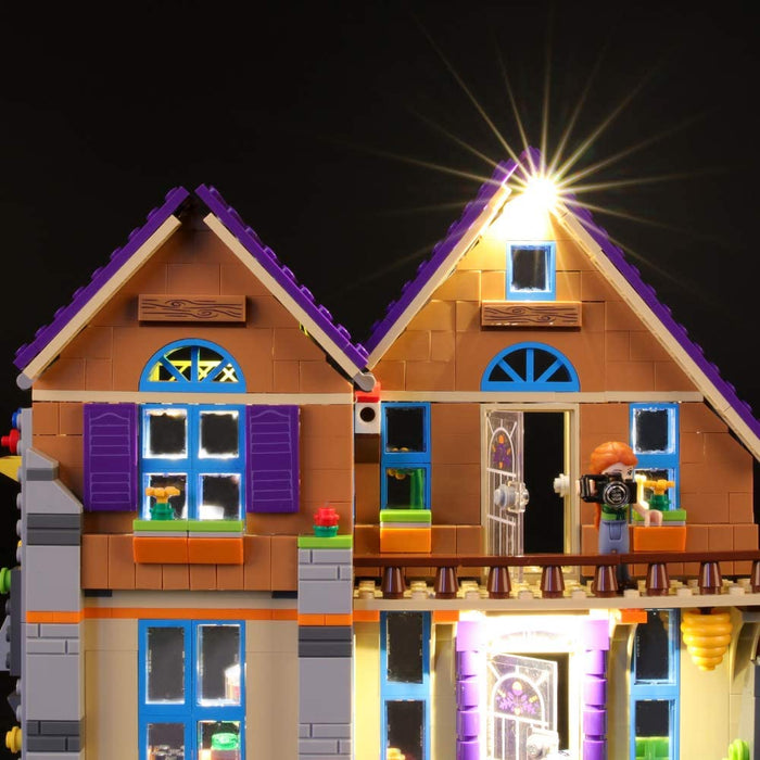 Lightailing LED Light set for LEGO Friends 41369 Mia's House