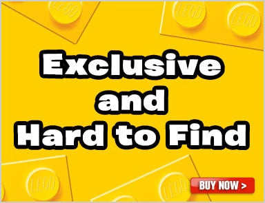 Exclusive & Hard to Find Lego