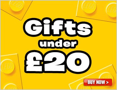 Lego gifts and sets under £20