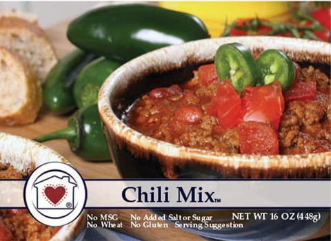 Chili Soup Mix
