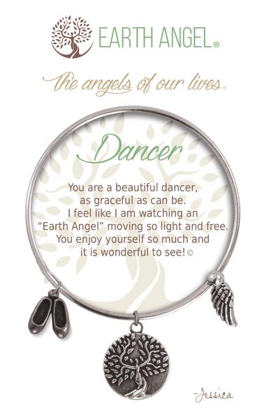 "Earth Angel ""Dancer"" Bracelet"