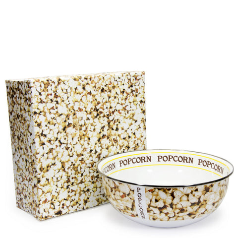 Popcorn Bowl Gift Boxed