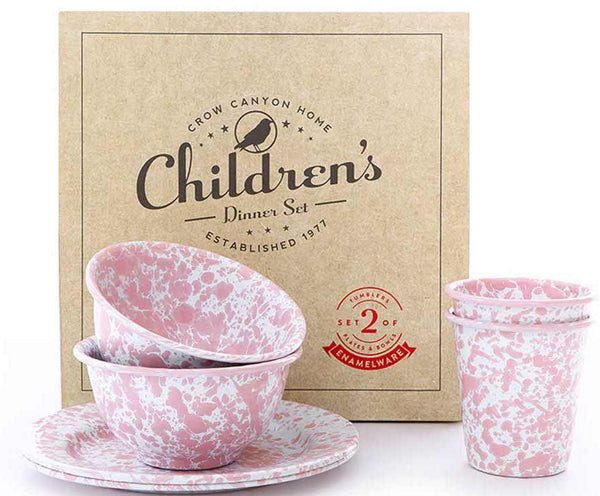 Children's Dinnerware Set