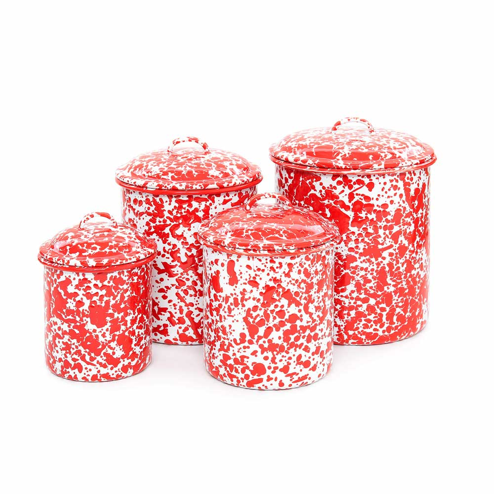 Canister Set - 4pc