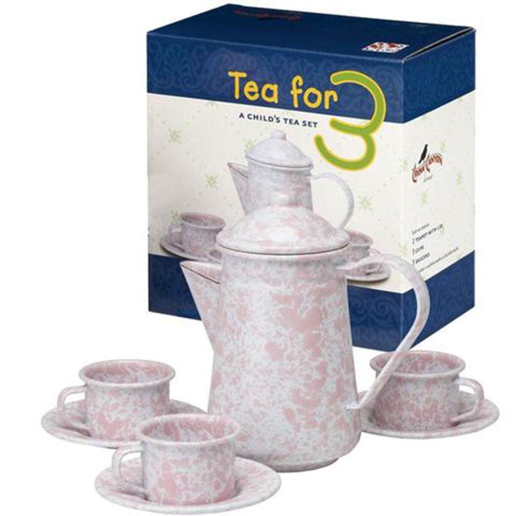 Children's Tea for Three Set