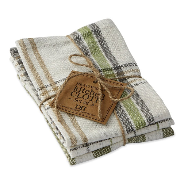 Green House Dishcloth (Set Of 3)