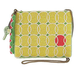 Tennis Shoulder Bag/Clutch