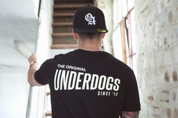 ORINGINAL UNDERDOGS - Black