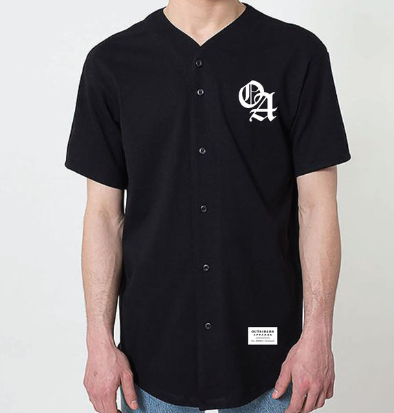 HOMERUN JERSEY - Black