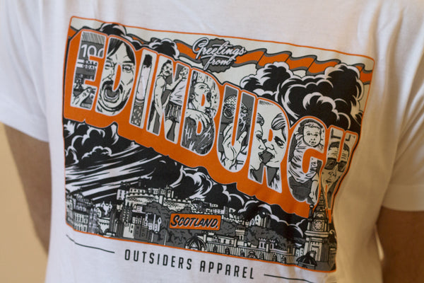 TRAINSPOTTING Tee