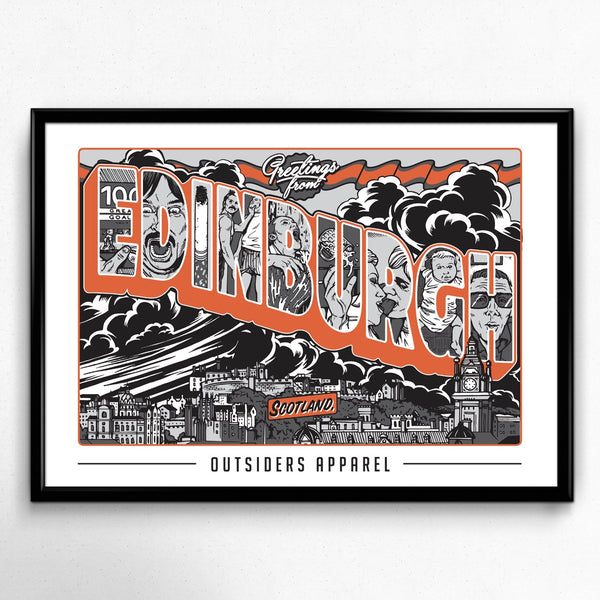 TRAINSPOTTING - Print