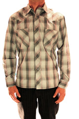 Plaid Long Sleeve Eastern Shirt