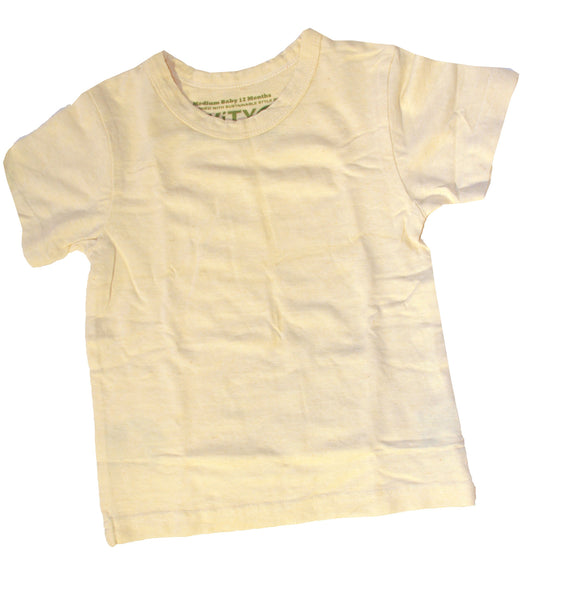 Hemp Livity Baby Tees 2 Pack