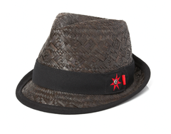Kids Solid Fireball Fedora