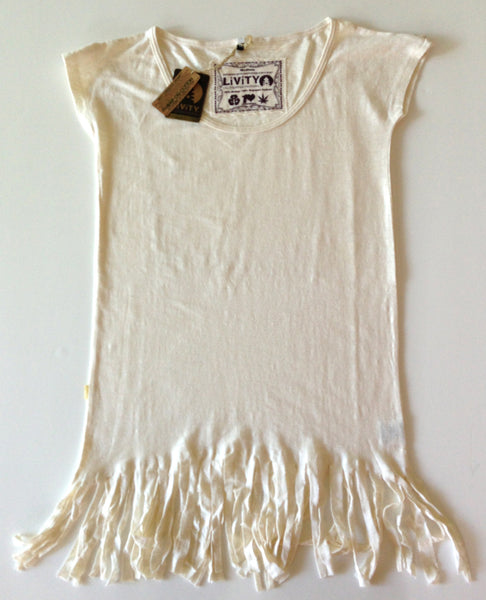 Womens Fringe Shirt