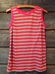 Livity Stripe Tank